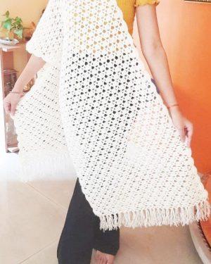Crochet Women Stole