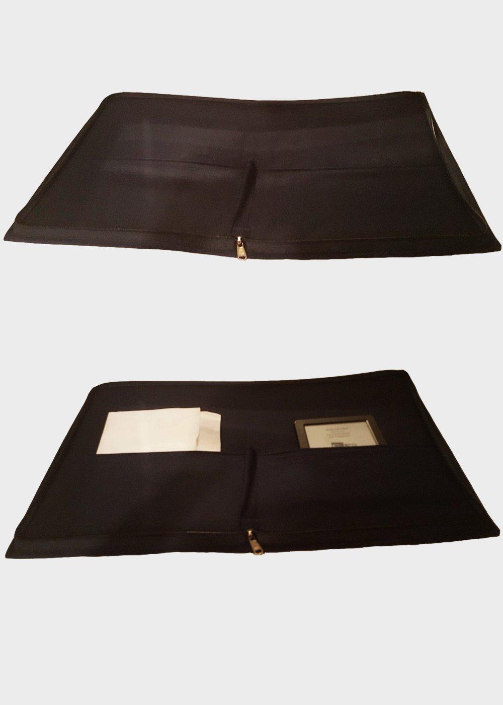 Inner side of file folder - Hand block printed