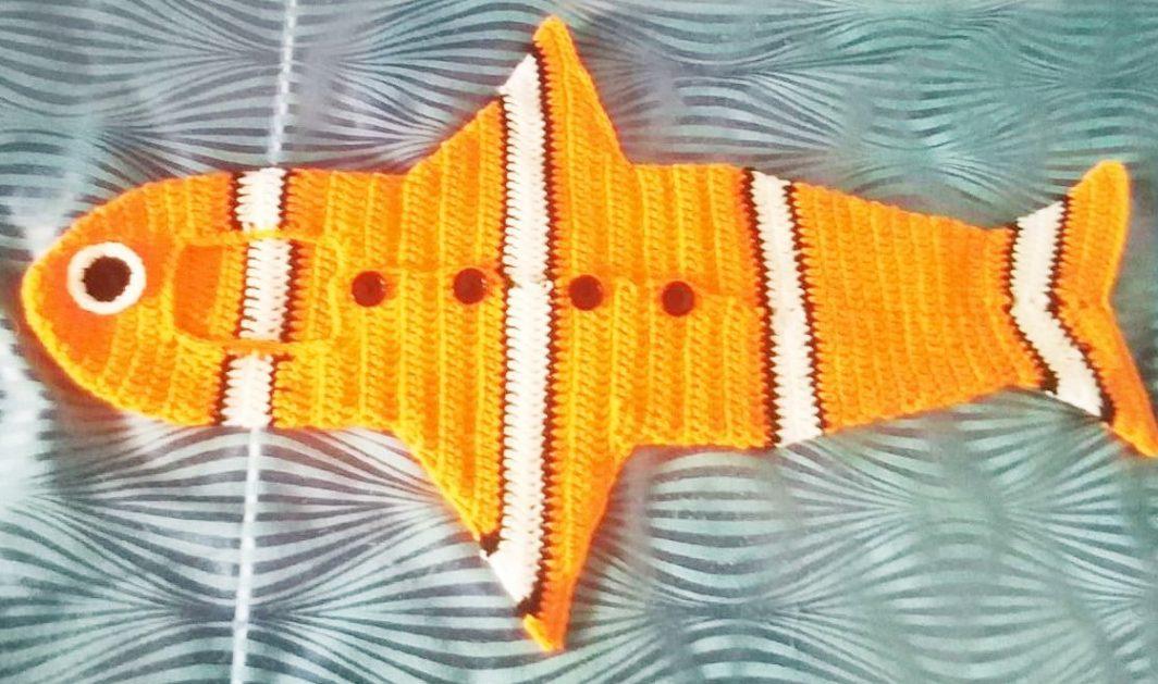 Nemo Baby Wrap