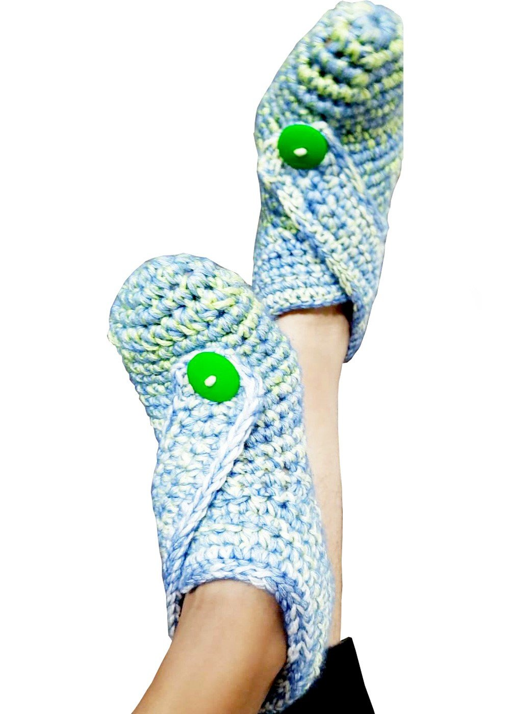 Hand Crochet Indoor Shoes/Socks