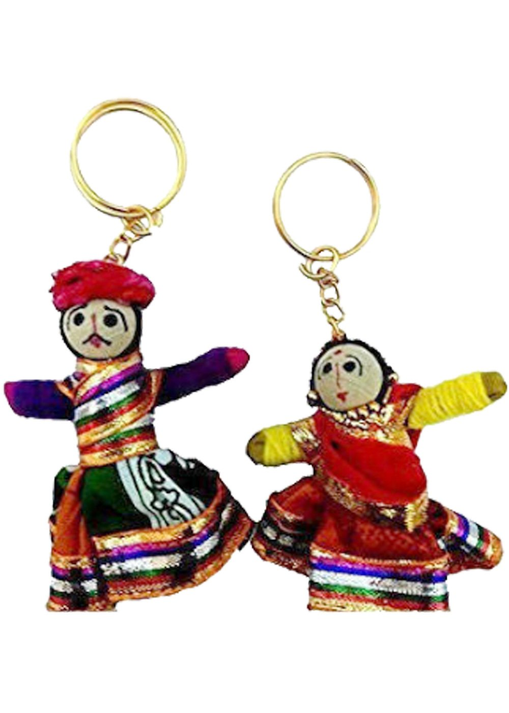 Handmade Puppets Keychain