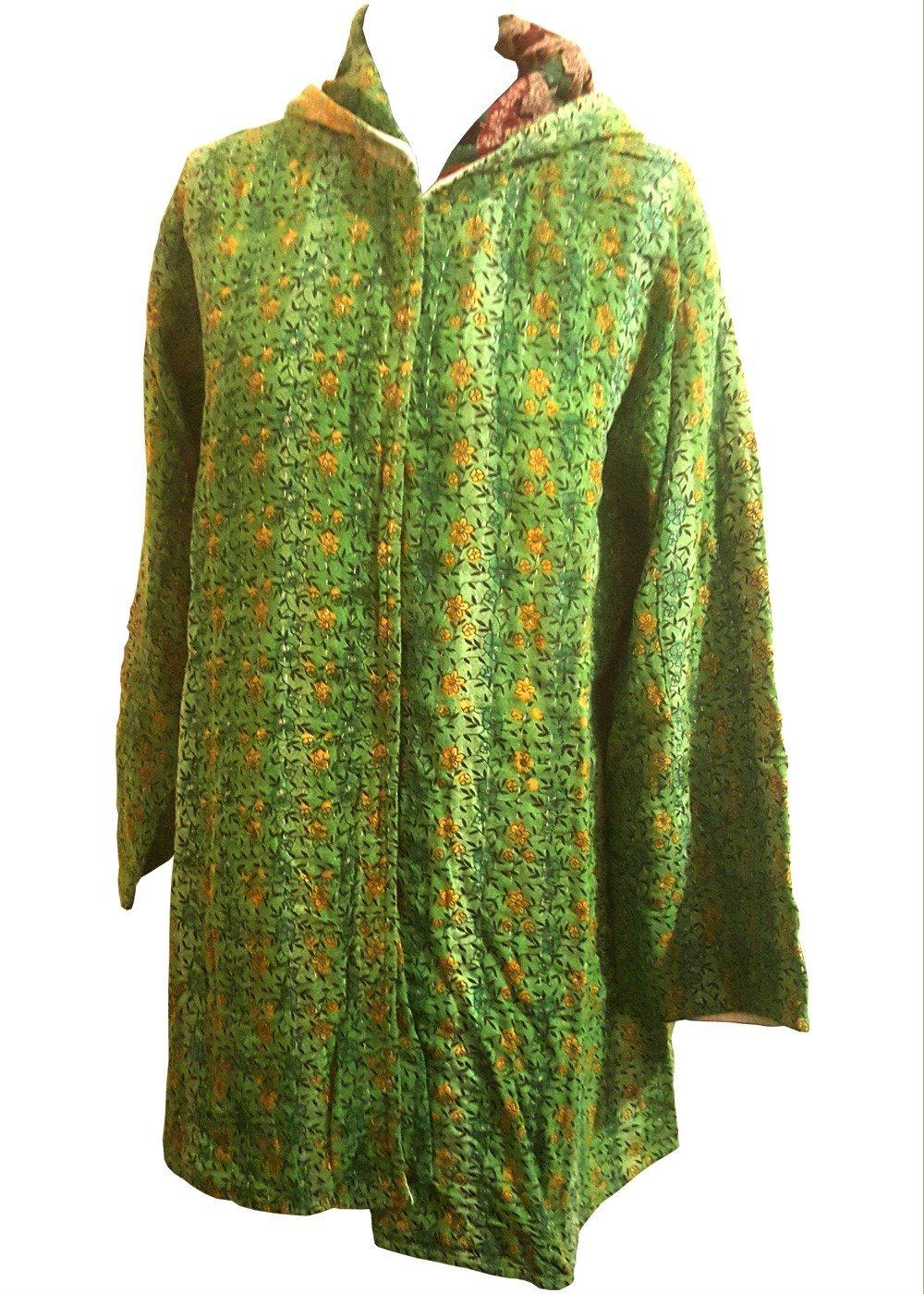 Cotton Kantha Jacket